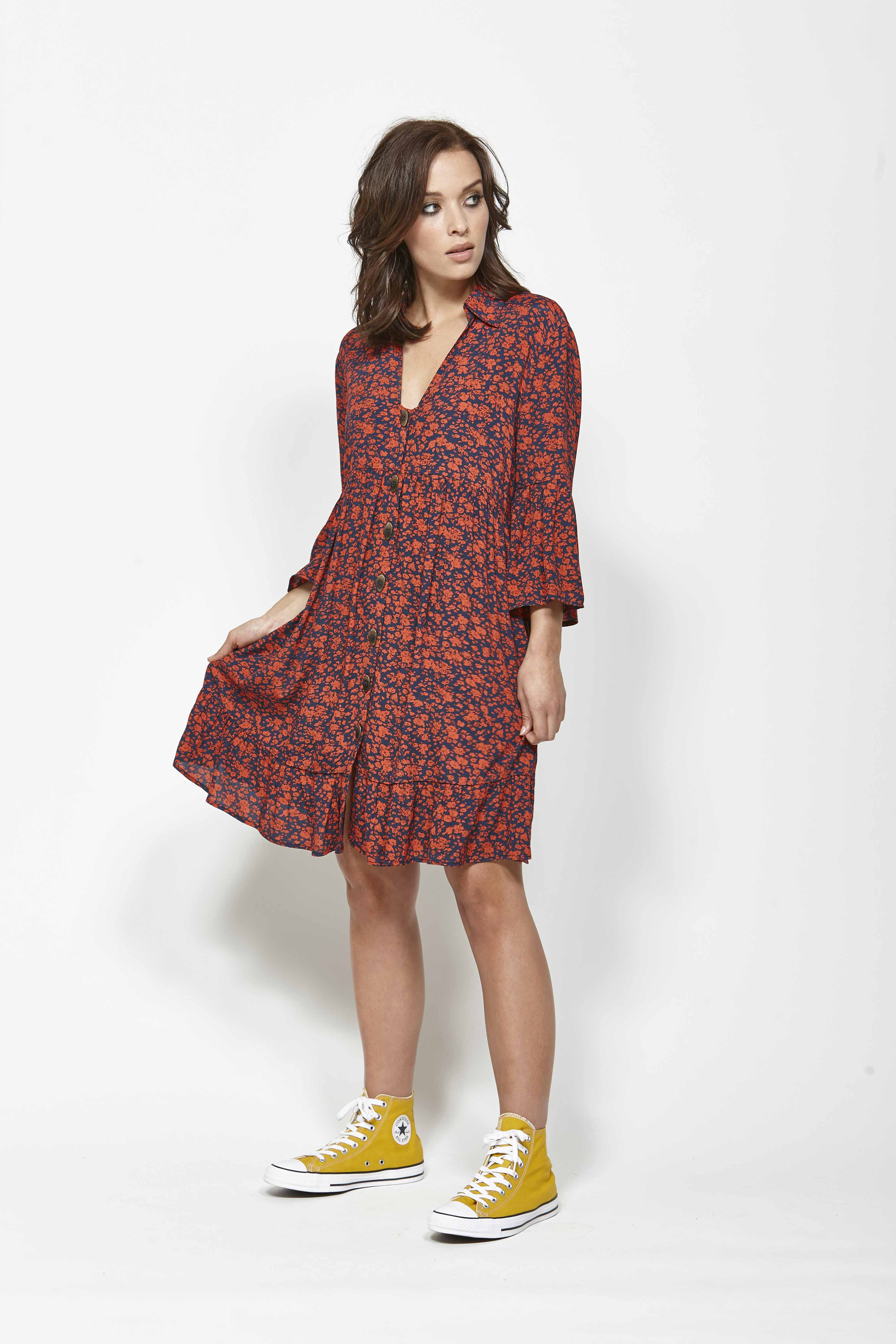 LEO+BE LB1366 Intermission Dress, RRP$168.00