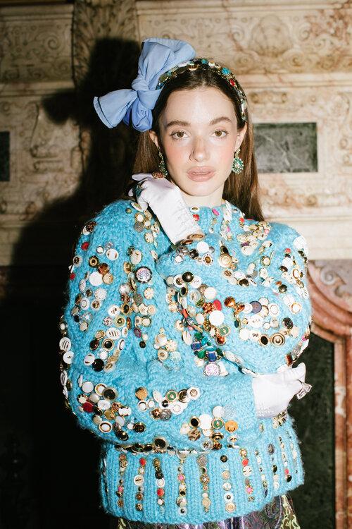 Morgan Allen - Manchester Fashion Institute, Manchester UK