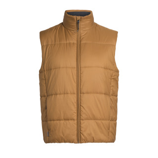 Mens Collingwood Vest - Tan - RRP_ $349.99
