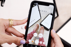 Snapchat and Gucci's New AR Campaign