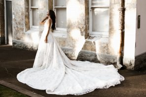 Dancing in the Sunlight | A Mesmerising Bridal Collection