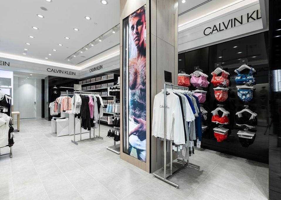 Calvin Klein Commercial Bay 1