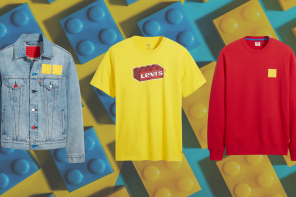 A Nostalgic, Playful and Creative Collaboration: Levi's x LEGO