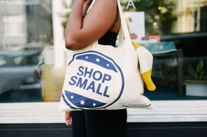 Small Businesses Supported by American Express