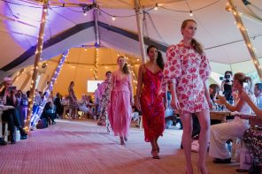 Fashion in the Alps to Support Breast Cancer Research