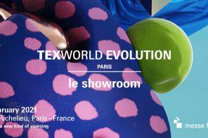 Texworld Evolution Paris – Le Showroom