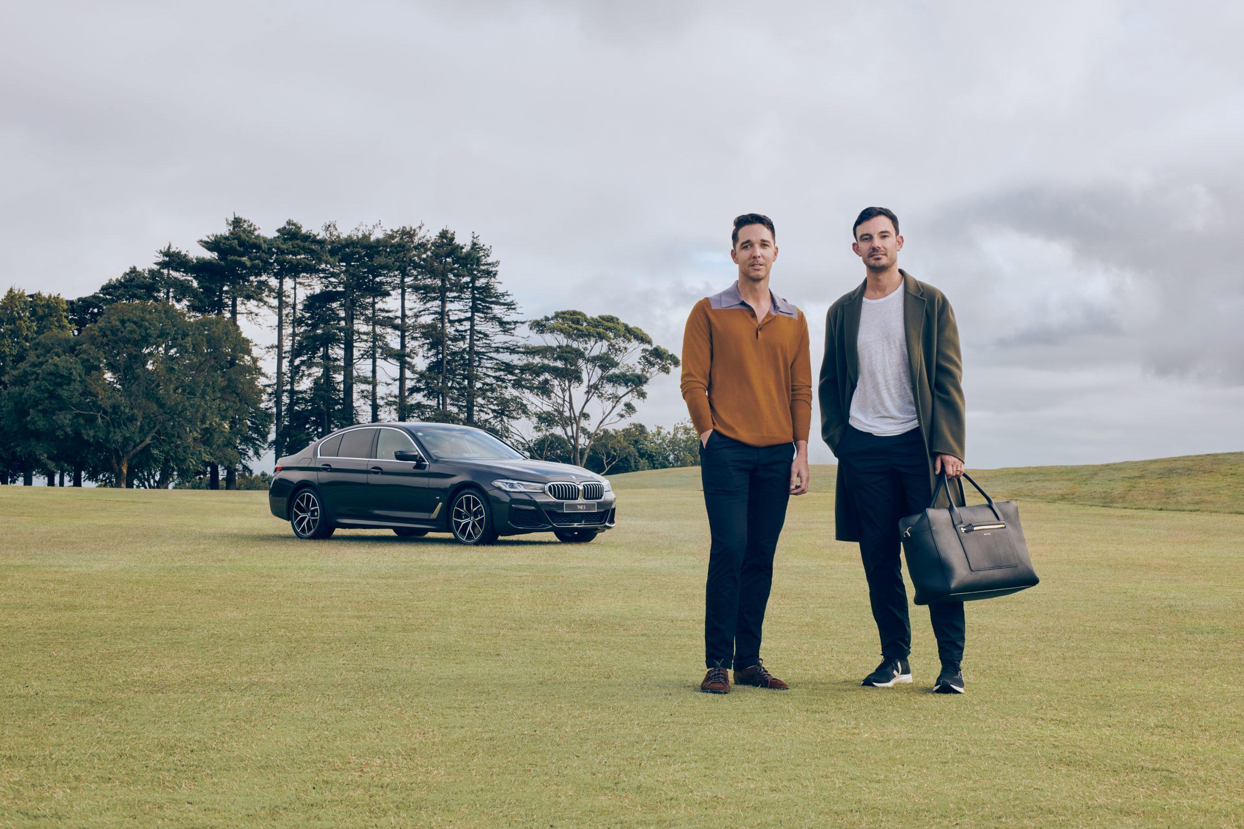 BMW x Deadly Ponies - Liam Bowden + Steve Boyd (2)