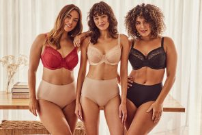 New Shaping Bras by Nancy Ganz